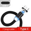 Tipe C kabel --- Hitam
