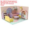 1690-D Small bedroom