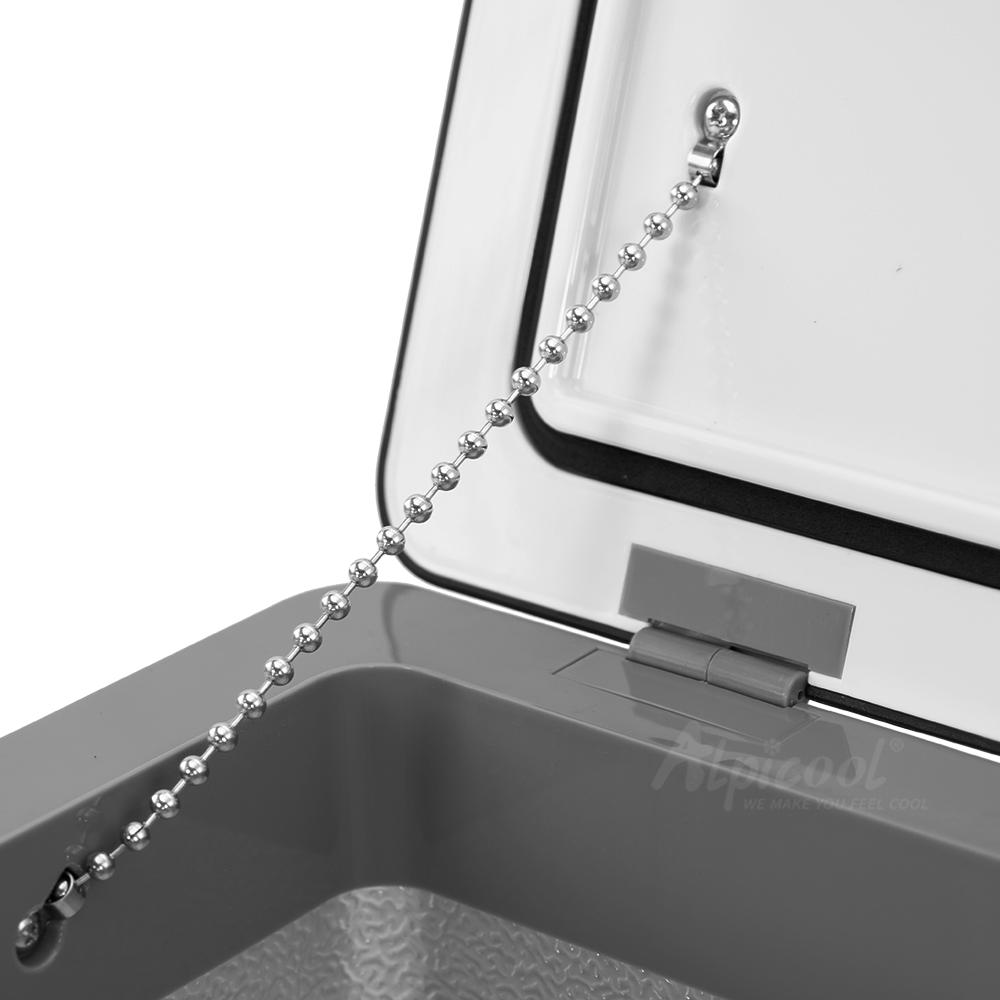 24L G22 OEM мини-автомобильные холодильники с Натяжной цепью, мини-морозильник для автомобиля, путешествия, легко носить с собой