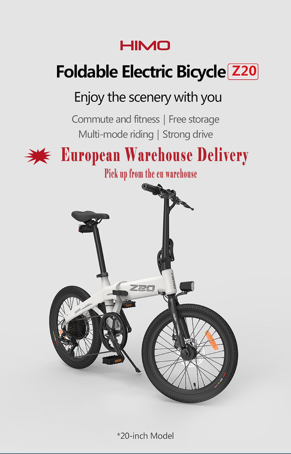HIMO Z20 Electric Bicycle