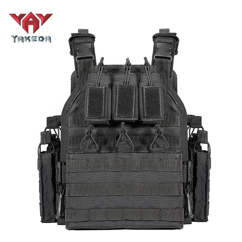 YAKEDA горячая Распродажа спецназ Боевая полиция военный Пейнтбол тактический военный переносчик тактический жилет