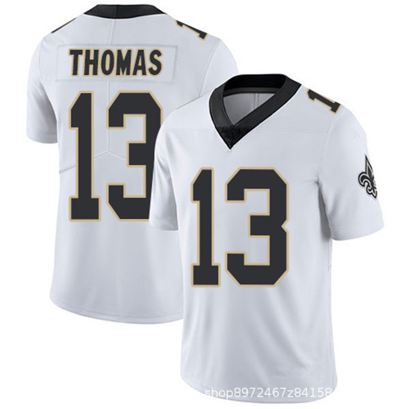 Wholesale Sublimated High Quality china factory for NFL american men football New Orleans jersey