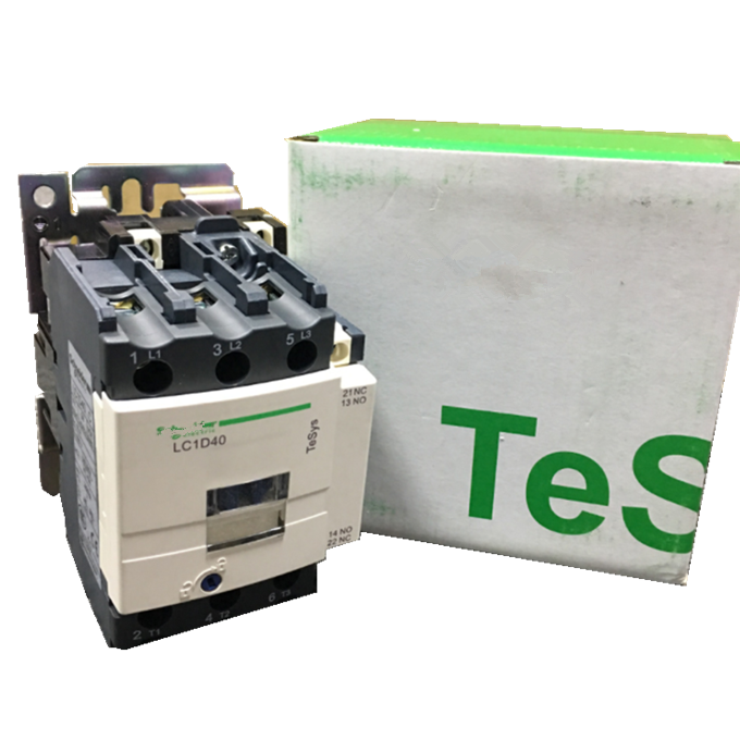 Магнитный контактор TeSys D LC1D09 LC1D12 LC1D18 LC1D25 LC1D32 LC1D38 LC1D40 LC1D50 LC1D65 LC1D80 LC1D95 LC1D115 LC1D150 ac