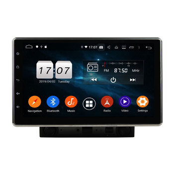 Android 10.0 px5 4+64gb support split screen universal model car dvd radio stereo gps
