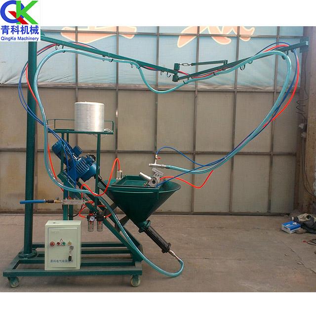 Машина для нанесения румян из стекловолокна/машина для нанесения румяного цемента