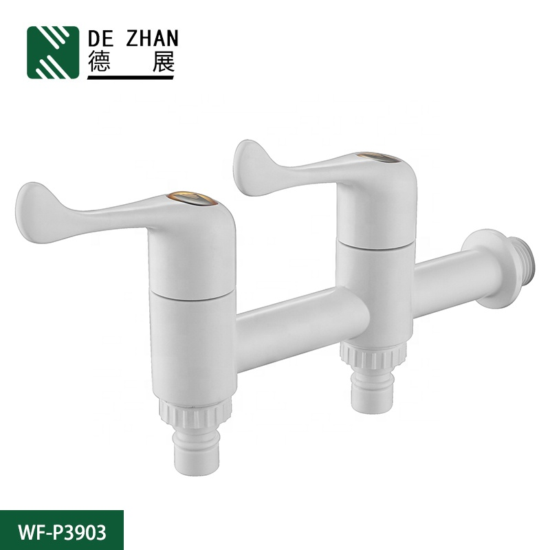 china made garden new abs faucet water taps bibcock plastic faucet taps