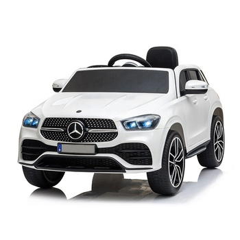 Newest License Mercedes-Benz 12V Battery Power Electric Baby Kids Ride On Car With Remote Control