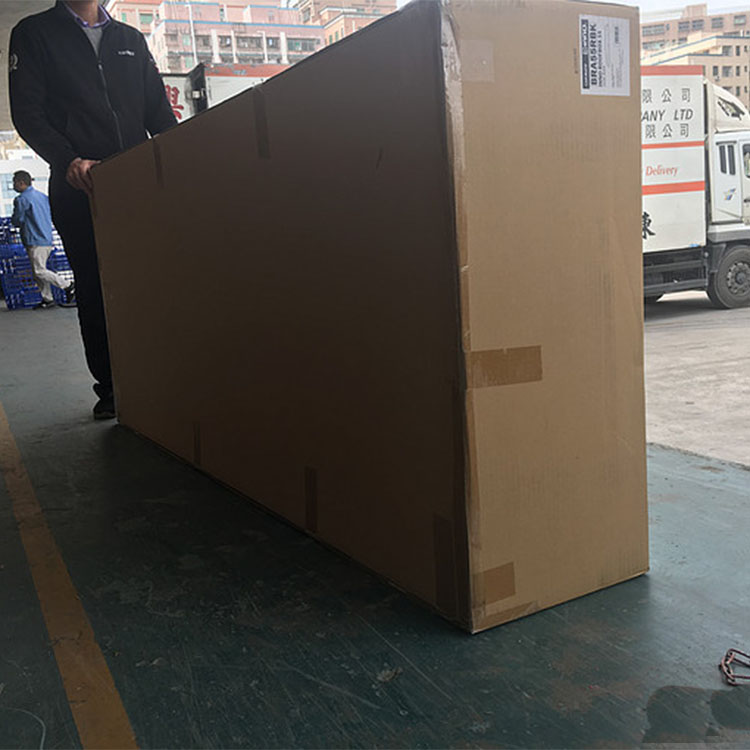 Customized plastic blister Vacuum Forming ABS thermoforming Rv Trailer Caravan part accessories roof box