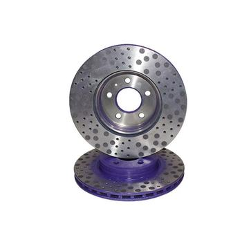 High Quality Car Brake Disc Auto Part Brake Systems Disc Brake Rotors Vented Ex factory price