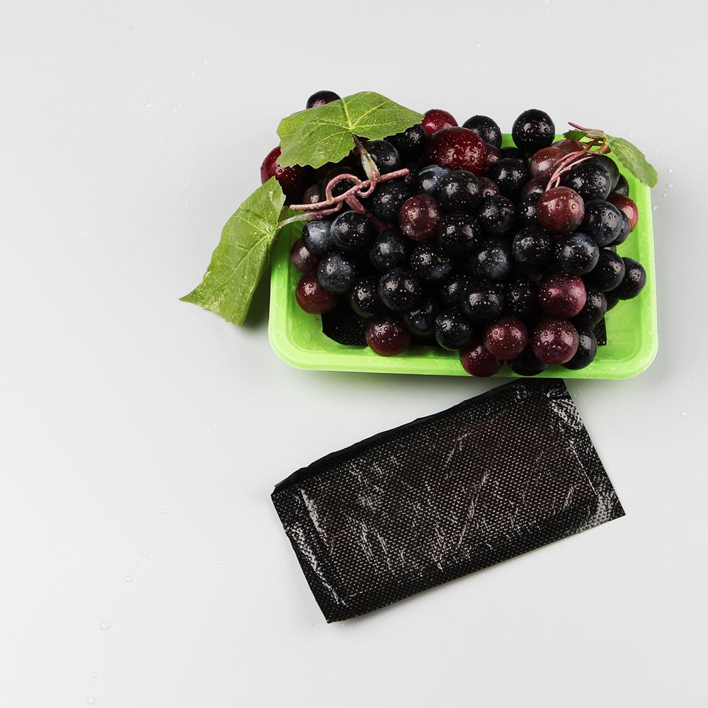 В соответствии с поднос еды водопоглощение пористый абсорбирующей подушечкой перфорированная бумага 160x80 мм 1 ~ 3 дней 45 мл./шт. misource белый, черный 500 шт