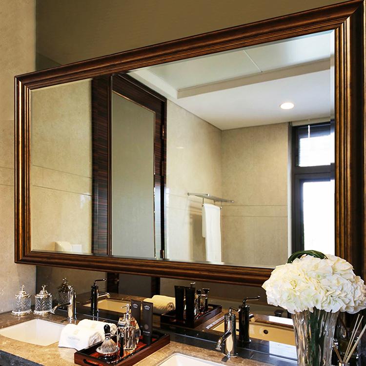 Durable Antique Plastic Frame Design Bathroom Large Decorative Wall Mirror Buy Plastic Wall Mirror Bathroom Decorative Wall Mirror Wall Mirror Product On Alibaba Com