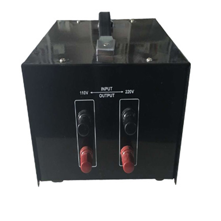 2000W 220V convert 110V ST-2000 step up and down transformers