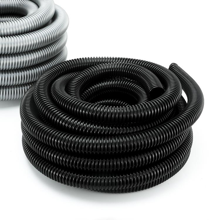 Профессиональный шланг от производителя, Универсальный ПВХ-шланг для сухой и влажной уборки, гибкий гофрированный вакуумный шланг