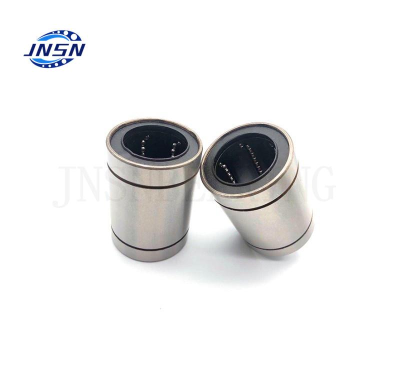 High Quality Linear Motion Ball Bearing LM25UU LM25UU-AJ LM25UU-OP for 3D Printer Standard Round Mouth Bushing Bearing Steel