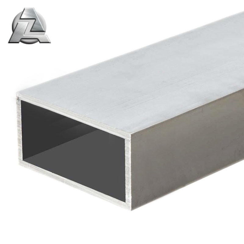 Трубка из экструдированного алюминия повышенной прочности 7075 6063 6061 различных размеров