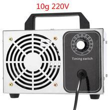 Генератор озона 220 в 28 г 24 г 10 г 15 г 18 г озоновая машина очиститель воздуха дезодорирующий очиститель воздуха дезинфекция и стерилизация(Китай)