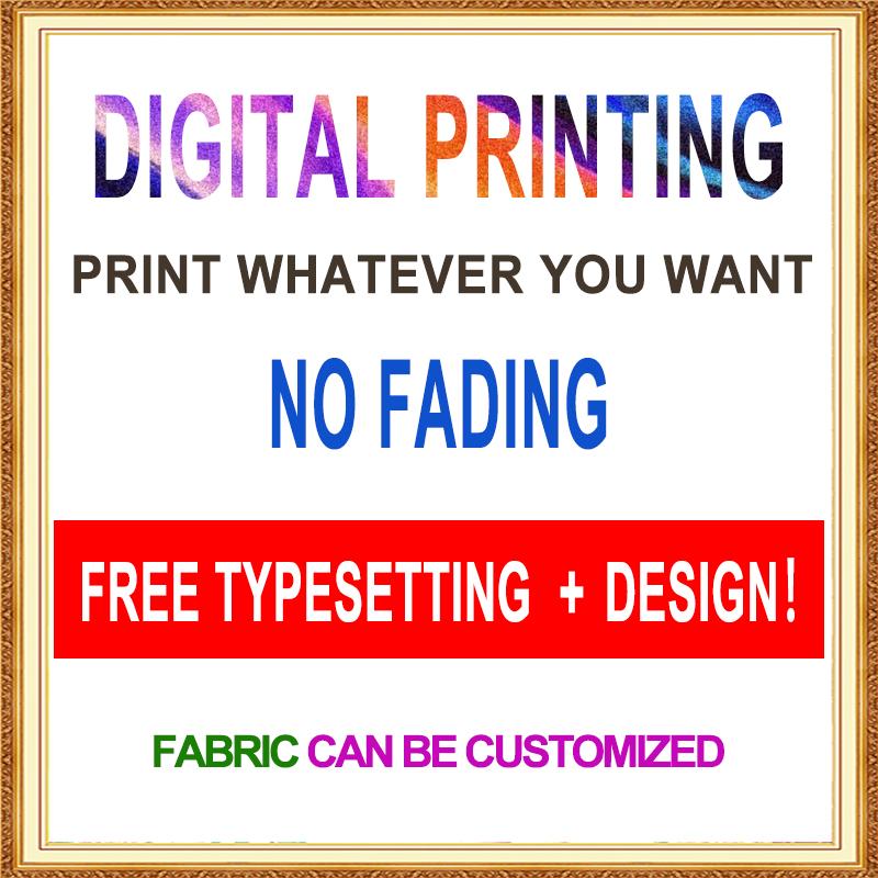 Индивидуальная печать на ткани без минимального заказа
