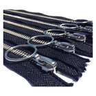 Good Price Factory Direct Supply Metal Zipper Ring