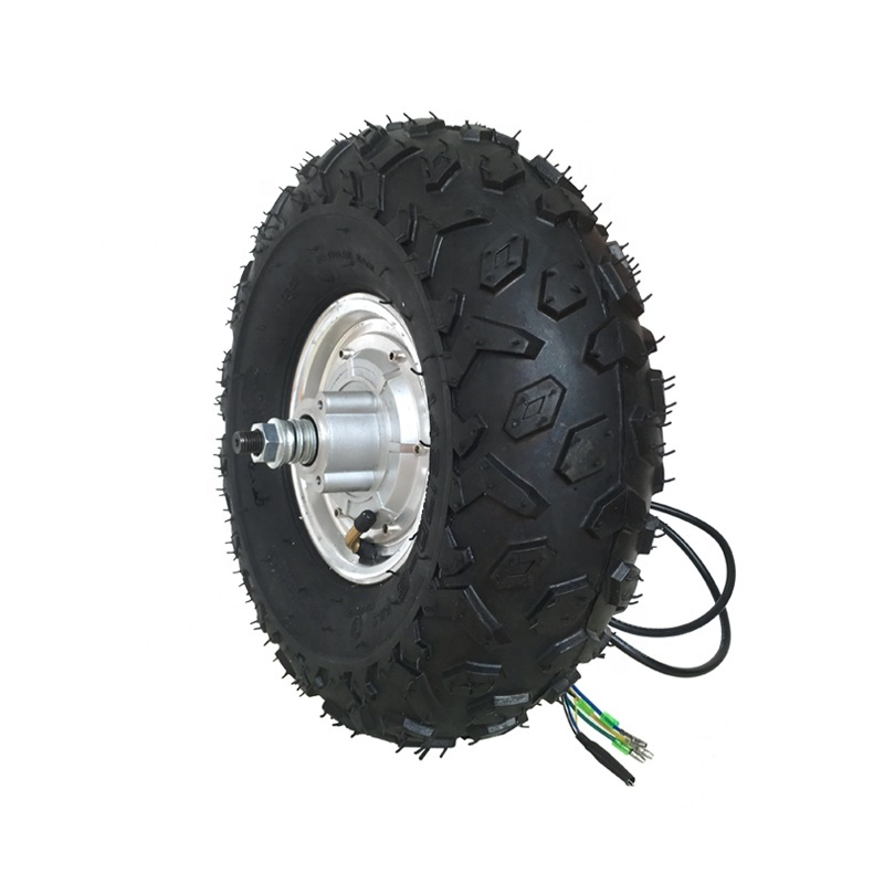 1000W 14.5 Inch Electric Wheel Brushless Bicycle Hub Motor with High Quality