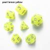pearl lemon yellow