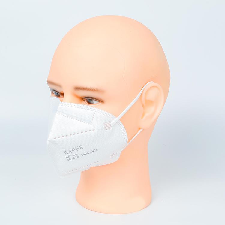 Disposable Face Mask Anti-Dust Kn95 Mask Wholesale Manufacture - KingCare | KingCare.net