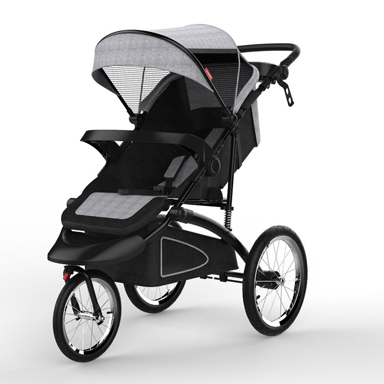 most popular tricycle baby stroller / baby stroller big wheels / new babystroller pram made in China