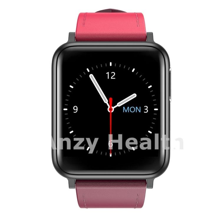 2021 latest men's waterproof luxury smart watch phone with blood pressure monitoring