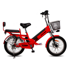 Electric Bicycle Electric TAIQI N5 China Cargo 48V350W Single High Speed Electric Sport Bicycle 10AH Li-Ion Battery