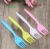 wrapped black heavy weight plastic cutlery pack disposable spork plastic fork and knife