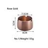 No.1 Rose Gold