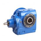 Shaft Reducer Gear Reducer SS87 Shaft Input Helical-worm Gear Reducer Gearmotors For Mixer Agitator Conveyor