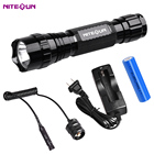 Torch Light Flashlight For Hunting NITESUN D38 Torch Powerful Flashlights Light For Hunting