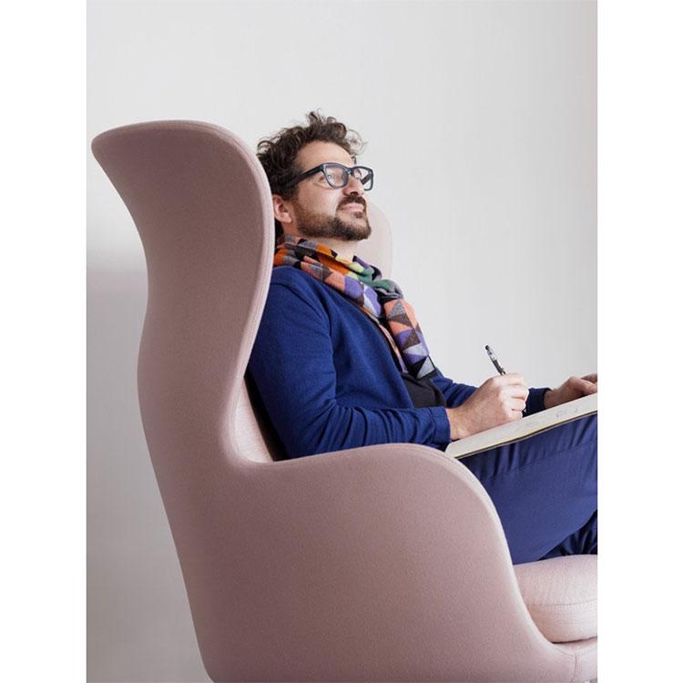 Creative sofa   personality  high back sofa single person sofa leisure chair