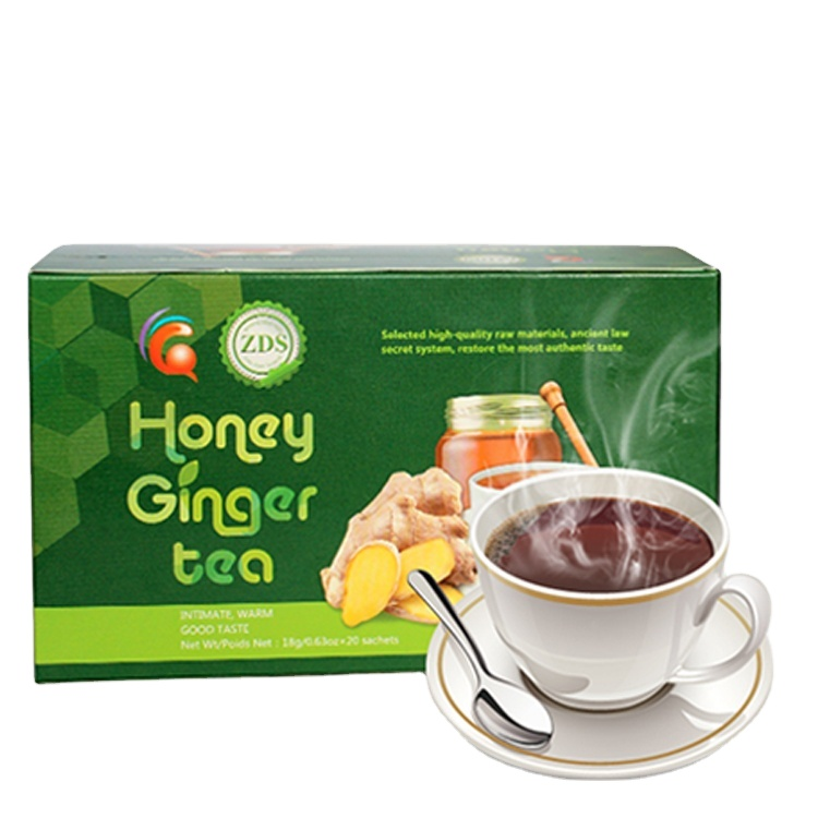 Nutricious and delicious ginger extract instant ginger tea - 4uTea | 4uTea.com