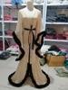Nude Long robe