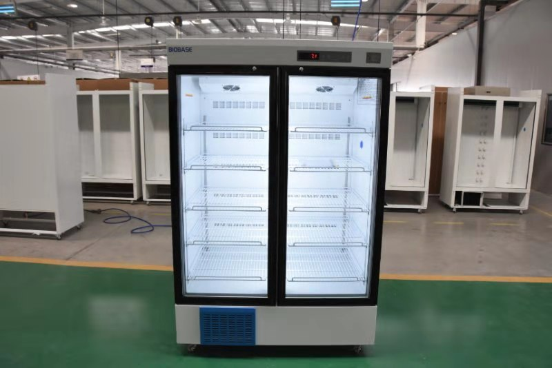 BIOBASE  Refrigerated Lab Hospital Use 2~8 Degree  Pharmacy Storage Refrigerator
