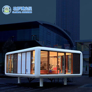 Luxury prefab house Homes Prefabricated Apartments Building Prefab Steel House Portable Building