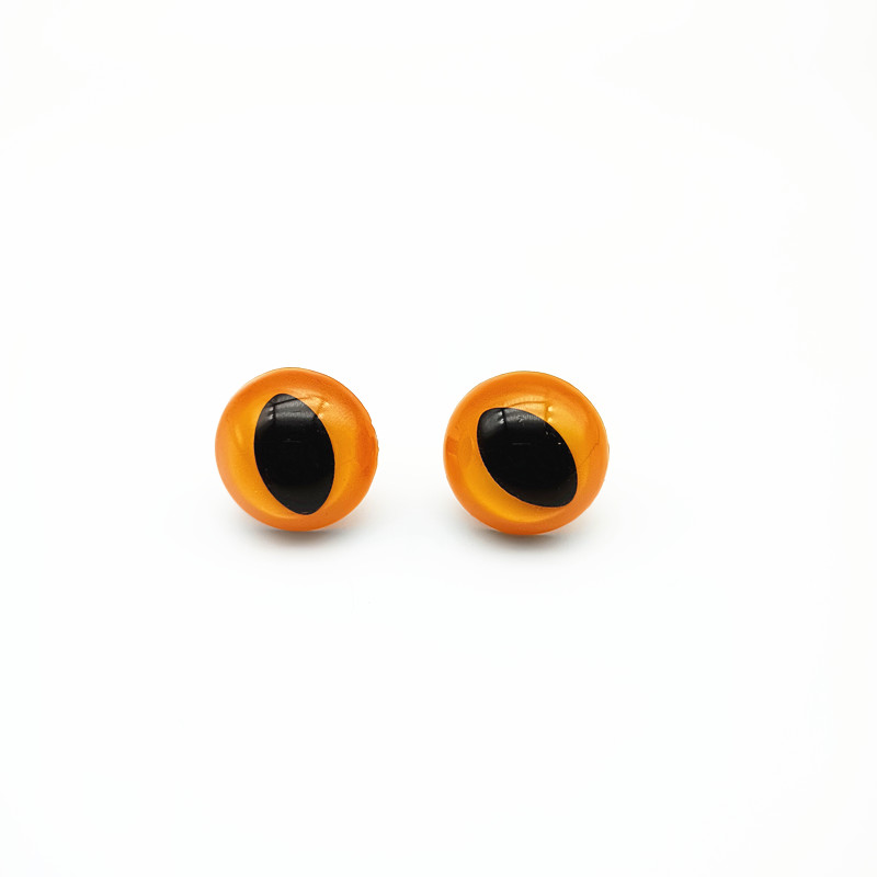 Crystal Plastic Safety Cat Eyes For Plush Stuffed Toys