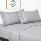 Bed Sheet Sheets Anti Static Bed Sheet 100 Microfiber Flat Sheet Hotel Bed Sheets Queen Fitted