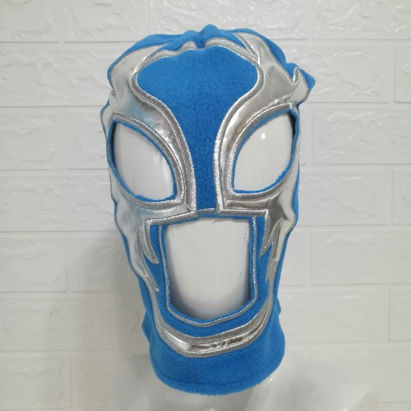 4 Pieces 3-Hole Full Face Cover Ski Mask Winter Balaclava Warm Knit Full Face Mask Ultraman mask for kids