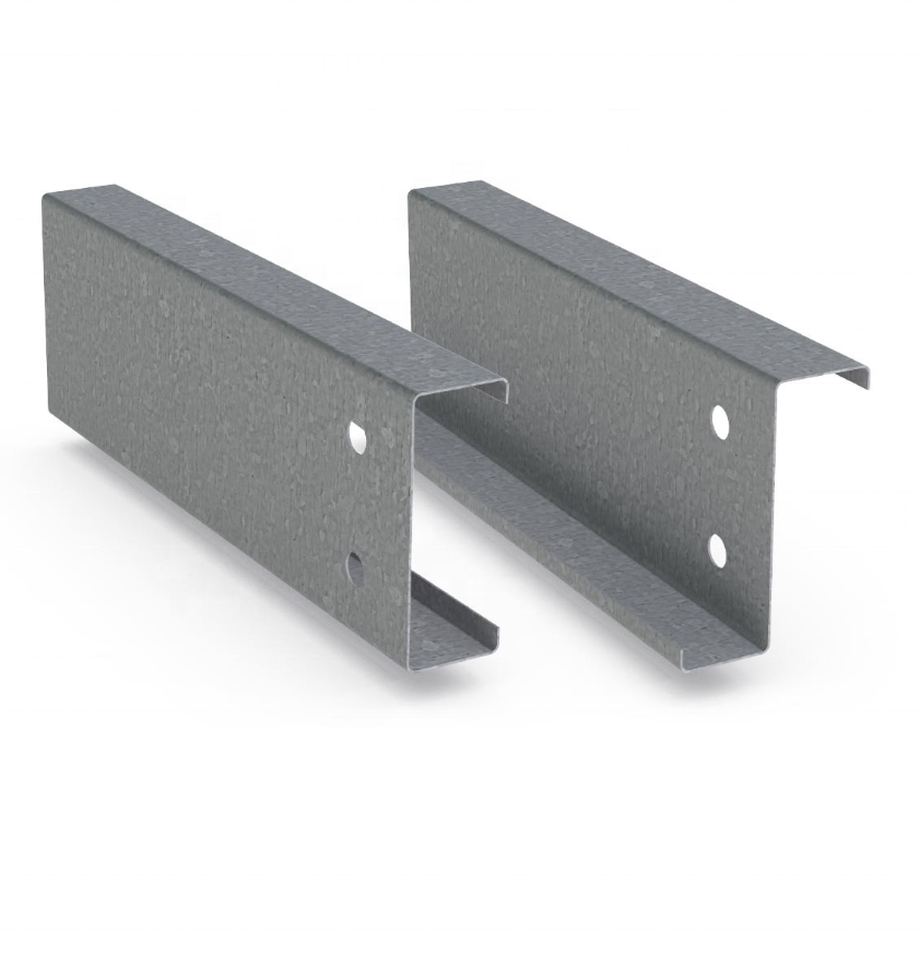 Hot sell Galvanized Steel galvanized steel c channel Purlin