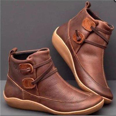 HLS112 женские сапоги больших размеров с пересечением границ, британские сапоги для работы с инструментами, женская повседневная обувь для внешней торговли, короткие сапоги