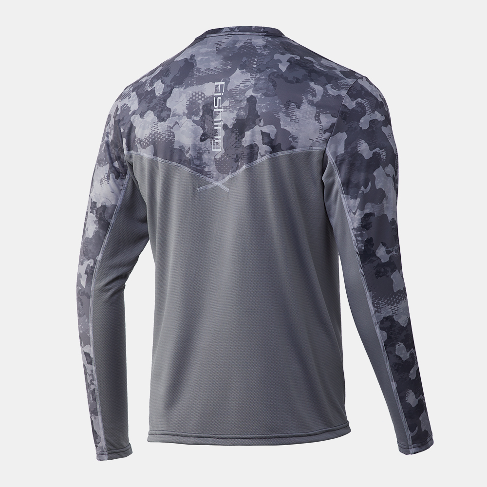 Custom latest design long sleeve quick dry customize tournament sublimation plain fishing t-shirts jersey uv fishing shirts