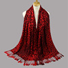 fashion leopard scarf-3