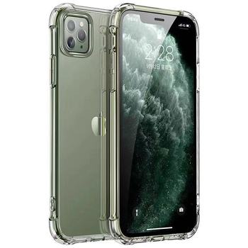 Wholesale Hotselling Cheap Shock Proof Crystal Clear Soft Tpu Mobile Phone Case Cover For Iphone 12 8Plus Mini Pro Max XR Xs