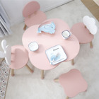 Kids Sets Table Kids Children Baby Furniture Sets Wood Dinning Table Childrens Table And Chair For School