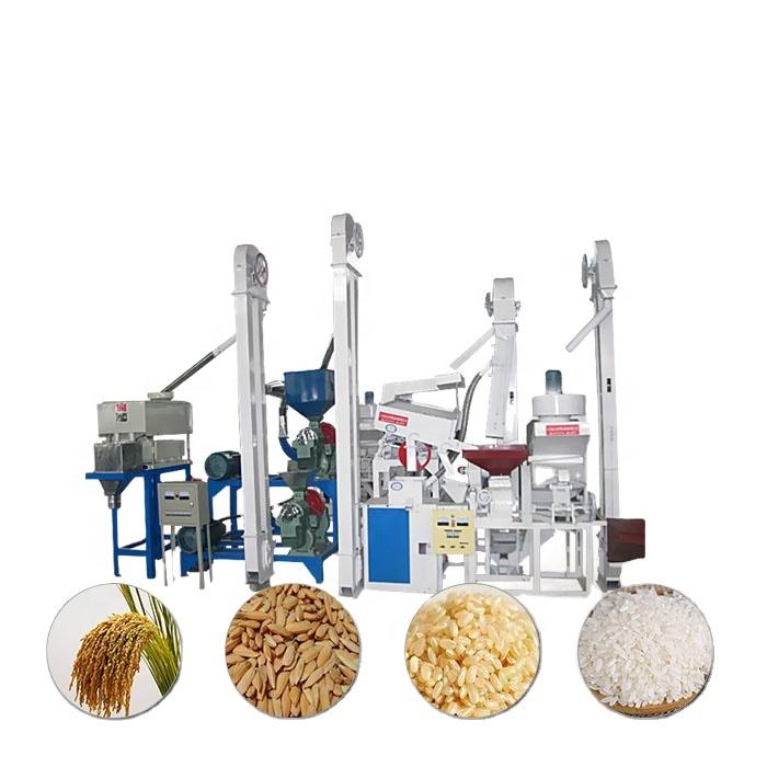 Affordable rice milling machine Vietnam