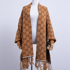 Scarf 2021 New Women's Warmth Fashion Soft Comfortable Winter Blanket Scarf Shawl