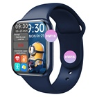 Silicone Watch Silicone HW16 Couple Classic Silicone Sport Case Fitness Bracelet Mobile HW16 Smart Watch