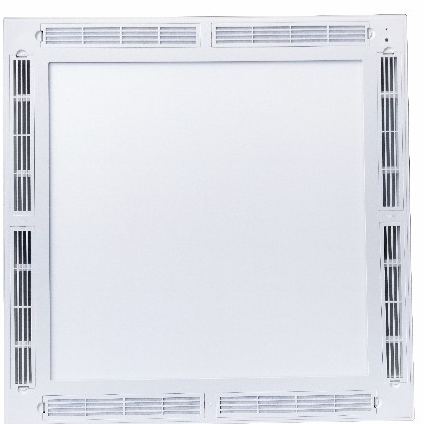 2 x2 New UVC led panel light with disinfection function